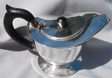 Chesapeake and Ohio Railway Silver Soldered Creamer