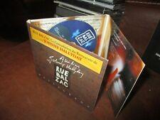 Johnny-Cd promo-Rue Balzac-Carré blanc numéroté-TBE-Rarissime(sans code barre)