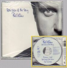 "PHIL COLLINS "" BOTH SIDES & THE STORY "" CD's SIGILLATO"
