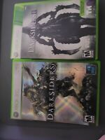 Darksiders 1 & 2 Microsoft Xbox 360 Game Lot of 2