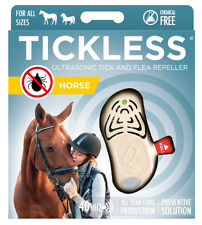 Tickless -horse - Ultrasound Ticks Protection System