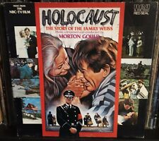Morton Gould-Holocaust The Story Of The Family Weiss Lp 1978 Italian Issue Mint