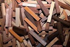 100 Stk Penblank 13x2x2cm  Drechselholz Holz für Schmuckherstellung Rohlinge