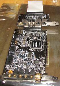 Sound Blaster Creative Labs Audigy SB0060 CT4660 Digital DIN MIDI Adapter Card