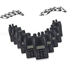 10PCS Puxing PX-777 Walkie Talkie Professional Two Way Radio VHF 136-174MHz