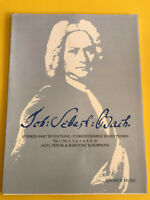 15 Three-Part Inventions, Alto, Tenor & Baritone Sax, Joh.Seb.Bach,