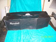 Vintage Randall CPA-4  Amplifier Head, amp cover Original NOS Rare
