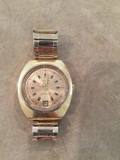 Dufonte BY LUCIEN PICARD Mens Automatic Watch Untested As Is As Found