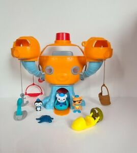 Octonauts Octopod With Working Sounds Plus Accessories