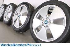 Original BMW i3 19 Zoll Alufelgen Styling 427 Sternspeiche Winterräder RDCi OB