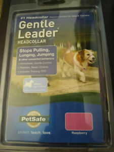 Gentle Leader No Pull Headcollar Red Small Up To 25 lbs ~ New~ Sealed