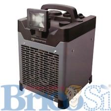 Generatore Cannone Elettrico di Aria Calda Portatile 3300w con Faro Led Kemper