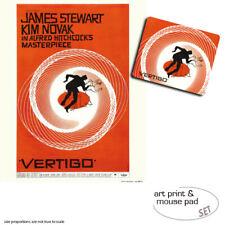 Geschenkset Vertigo Kunstdruck + Mauspad #B047114