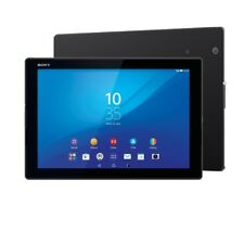 Sony Xperia Z4 Tablet-PC ! 10,1 Zoll ! 8,1 MP Kamera ! 32GB ! Android ! Schwarz
