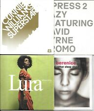 LOT 8 SINGLES VI COLLECTOR GONZALES/LURA/X-PRESS 2/BERENICE/WILLIAMS/LUMIDEE