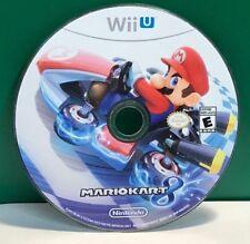 Mario Kart 8 (Nintendo Wii U, 2014) DISC ONLY 13416