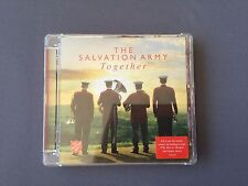 CD THE SALVATION ARMY - TOGETHER (14 Tracks)