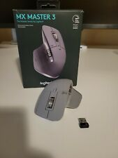 Logitech Mx Master 3 Advanced Wireless Mouse - Gray/Silver