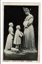 CPA - Carte postale - France -Notre Dame de la Salette-Conversation - S3408