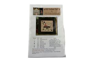Little House Needleworks all dolled up Cross Stitch Pattern watermelon