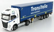 1/43 ELIGOR - IVECO FIAT - S-WAY S460 TRUCK TRANS ITALIA TRANSPORTS 116790