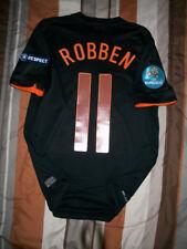 Nike Holland Netherlands Away Soccer Football Jersey Euro 2012 Robben