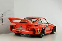 Porsche 935 Jägermeister Winner Bergischer Löwe DRM Zolder Schurti 1:18 Norev