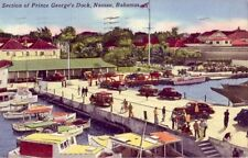 1958 PRINCE GEORGE'S DOCK, NASSAU, BAHAMAS