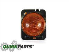 07-18 Jeep Wrangler JK BODY Right Side Fender Flare Lamp Side Marker OEM MOPAR