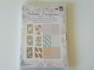 Tattered Lace My Craft Studio Autumn Fragrance USB NEW AND SEALED