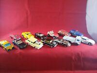 Vintage and Modern Hot Wheels,Matchbox, Funline, Johnny 1:64 Die Cast Cars LOOSE