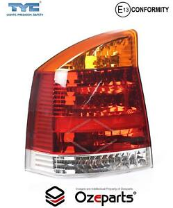 LH Left Hand Tail Light Lamp Amber For Holden Vectra ZC 03~06 Sedan & Hatch