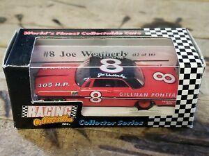 Joe Weatherly #8 1962 Pontiac Catalina 1/64 scale RCI RCCA Collector Series