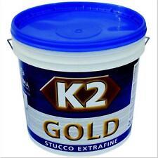 "STUCCO IN PASTA K2 ""GOLD EXTRAFINE"" 20KG"