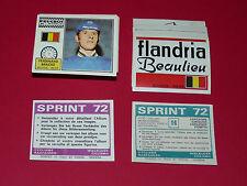 PANINI SPRINT 72 CYCLISME 1972 123 IMAGES NEUVES RADFAHREN WIELRIJDER CICLISMO