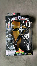 Mighty Morphin Power Rangers Black Ranger Legacy Collection NEW