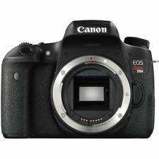 (Open Box) Canon EOS Rebel T6s 24.2MP Digital SLR Camera - Black (Body Only)