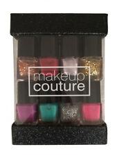 Makeup Couture Set Of 12 Esmalte de Uñas Cubo Set Regalo - Negro