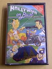 Commodore 64 / C64 CBM 64 / C128 128 Spiel - Hollywood or Bust - Kassette