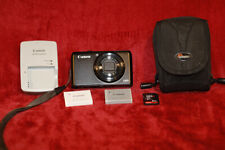 Canon PowerShot S90 10.0MP Digital Camera Kit with case, battery, card, charger