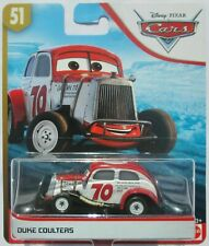 VOITURE DISNEY PIXAR CARS Duke Coulters