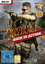 Jagged Alliance: Back In Action PC Neu & OVP