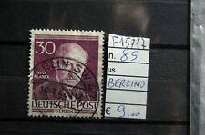 FRANCOBOLLI GERMANIA BERLINO USATI N°85 (F15717)