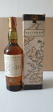 TALISKER SINGLE MALT SCOTCH WHISKY 10 YEARS OLD 70 CL 45,8%