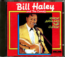 BILL HALEY AND THE COMETS - ROCK AROUND THE CLOCK - CD ALBUM BEST OF  [149]