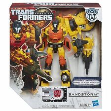 Transformers generations voyager class sable figure