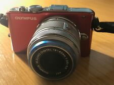 Olympus PEN E-PL3 12.3 MP Digital Camera 14-42mm f/3.5-5