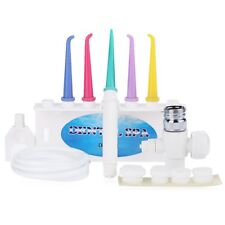 Dental Health Care Water Jet Oral Irrigator Flosser Tooth Spa Teeth Pick Cleaner