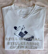 Mens Calvin Klein Jeans Tee Shirt Size M Asian Size L