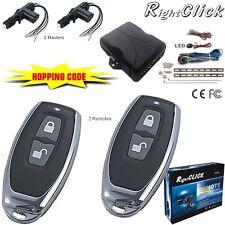 2door Zentralverrieglung / Verriegelung Remote Kit Schlüssellos CLR698HC-2D